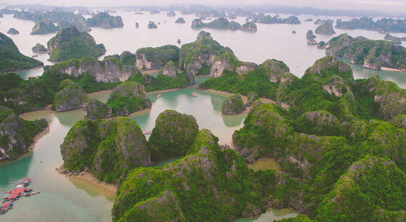 Aphrodite Cruises, Ha Long Bay