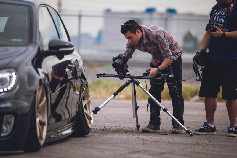 Speedline Film Werks: Vegas Familie
